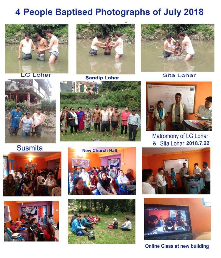 Nepal July Report 2